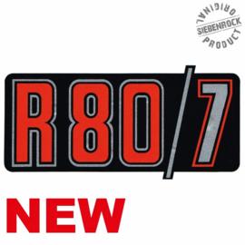 BMW R2V 80/7 Rood/zilver OEM 51141240007