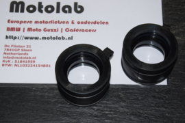 Inlaat spruitstuk | adapter SET Rubber Dellorto BMW  R50/5 /6 R60/5 /6 44mm
