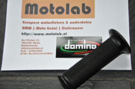Domino | Tommaselli Handvatrubber SET 22mm ZWART 'dicht'