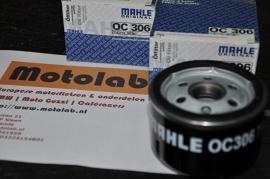 Oliefilter BMW R4V Origineel Mahle OC306 OEM 11427673541