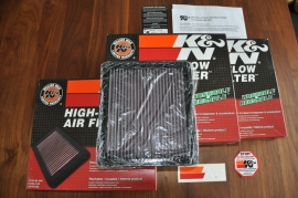 K&N Performance Luchtfilter BMW K75 K100 K1 K1100