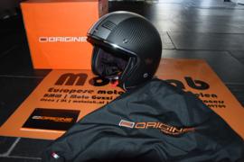 Jet Helm Carbon MATT Sirio size:M  Origine H&H Sports protection