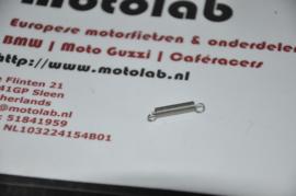 Veer schuif afdekplaatje BMW R2V /5 | RVS | OEM 61328048191