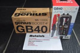 Jump Starter GB40 BoostSport 12V Lithium 1000A TOT 6000cc !!