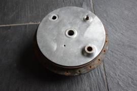 "BSA 8"" remnaaf voorwiel Plugner & Swingarm G | B33 | M33 | A10 | Gold Star ed."