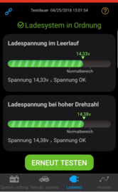 Accu | Batterij bewaking via app! 2019!