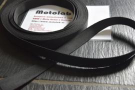 gevlochten krimpkous Textiel | Vintage look per 1/2 m