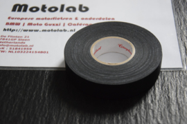 Textiel tape 19mm Zwart
