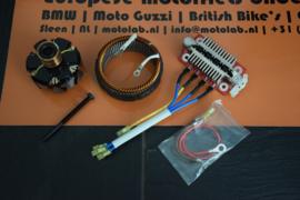600W Dynamo KIT BMW R2V & Moto Guzzi