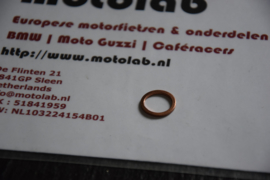Dicht ring 12x16 CU vul & aftap olie cardan BMW R2V R4V Boxer OEM 07119963132
