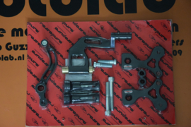 Remschakel set Moto Guzzi V11   1100 sport   Daytona CNC Black