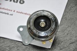 Toeter 12V Chroom 65mm