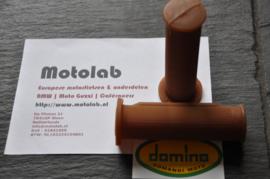 Domino | Tommaselli Handvatrubber SET 22mm BRUIN Daytona