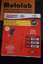 Tecmate Optimate Solar 6,67A  (3-5 A pulse) with 80W panel