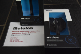 m.view classic Rear view Mirror Motogadget Black