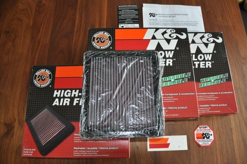 K&N Performance Luchtfilter BMW K75 K100 K1 K1100