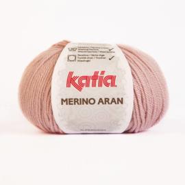Merino Aran 053 Oud roze