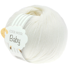 Cool Wool Baby 207 Wit