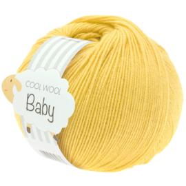 Cool Wool baby 273 Zacht geel