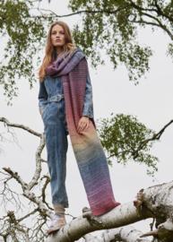 Gomitolo Maya/Versione sjaal