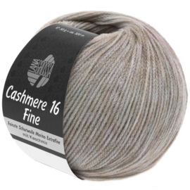 Cashmere 16 Fine 007 Taupe