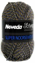 Scheepjes Super Norsk Bruin/camel/blauw 257