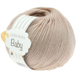 Cool Wool Baby 212 Zand Levering a.s donderdag