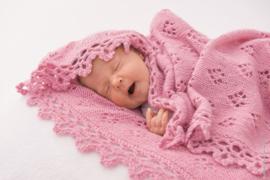 Babydekentje Ecopuno Ajour