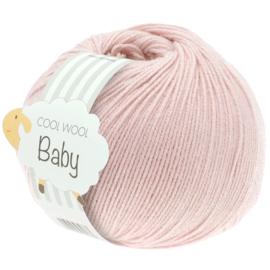 Cool Wool Baby 267 Heel zacht roze