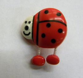 Lieveheersbeestje 1,5 cm