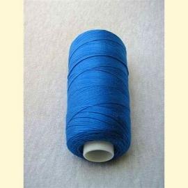 Koon katoen kobaltblauw