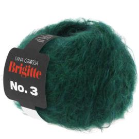 Brigitte nr.3 Donker groen 031