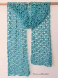 Ecopuno sjaal haken
