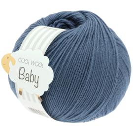 Cool Wool Baby 263 Denim