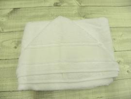 Badcape wit Op het moment niet leverbaar