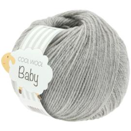 Cool Wool Baby 206 Licht grijs