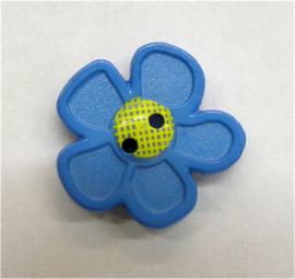 Bloem 2 cm Blauw