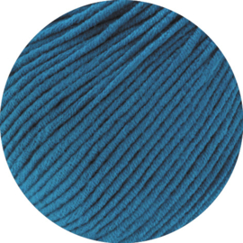 Cotton Mix 167 Petrol blauw