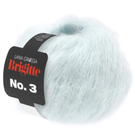 Brigitte Nr.3  Licht ijsblauw 009 Levering 1 week