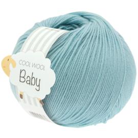 Cool Wool Baby 261 Midden jade