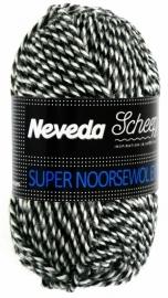Scheepjes Super Norsk Zwart/ecru/grijs 246