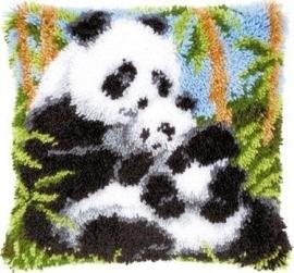 Knoopkussen 0021853 Panda's   Levertijd 1 week