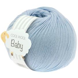 Cool Wool Baby 208 Licht blauw