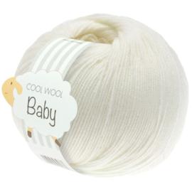 Cool Wool Baby 213 Crème