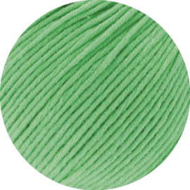 Cotton Mix 166 Licht mintgroen
