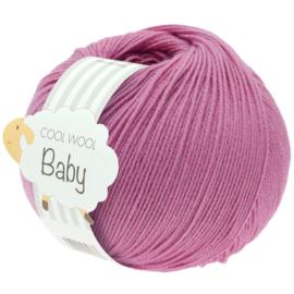 Cool Wool Baby 242 Oud rose