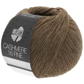 Cashmere 16 Fine 045 Mokka bruin