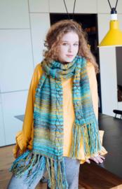 Azteca sjaal kabels