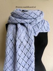 Ruitjes-sjaal Ecopuno