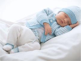 Vestje/mutsje Cool Wool Baby